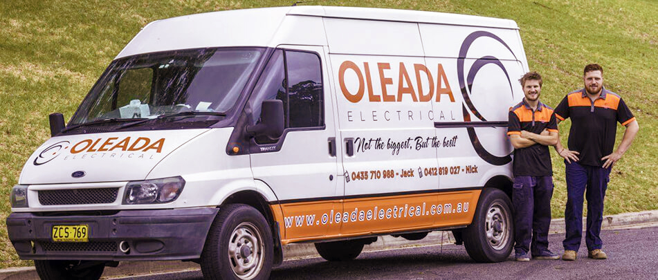 Oleada Electrical - For All Your Electricial Services in Brisbane