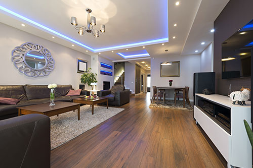 Reliable LED Lighting installation by Oleada Electrical in Brendale 4500