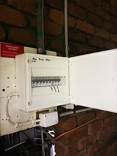 Oleada Electrical - Electric Switch Board Upgrade Brisbane