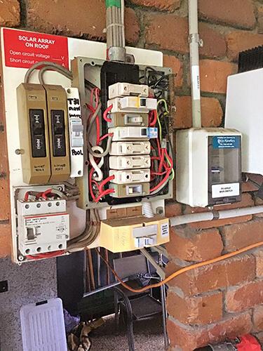 Oleada Electrical - Emergency Switchboard Repairs - Brisbane