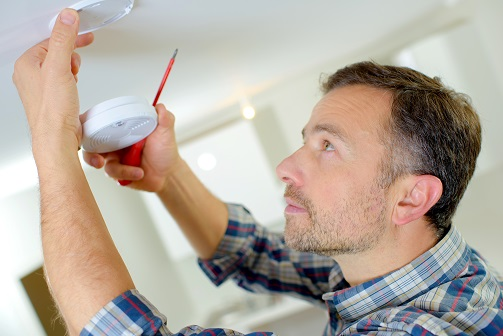 Oleada Electrical Smoke Alarm Installation in Carina Heights
