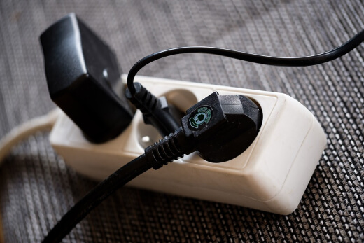Smart power strips are a great way how to reduce your electricity bill without unplugging your devices.