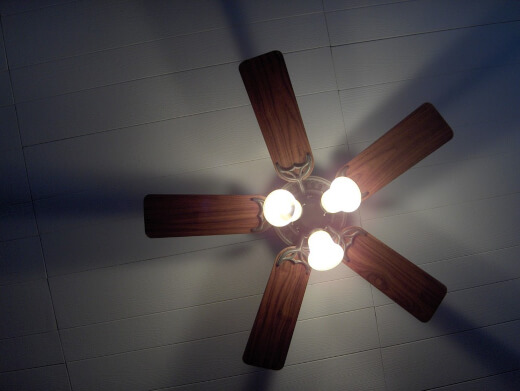 Ceiling Fan Installation in Ipswich