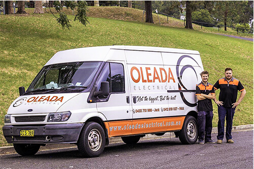 Oleada Electrical Bardon 4065