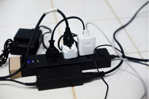 How to Prevent an Overloaded Outlet
