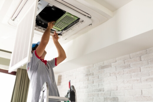 commercial office electrical upgrades