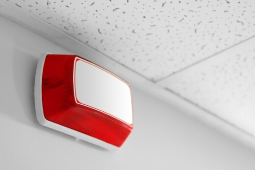 smoke alarm for hearing impaired brisbane